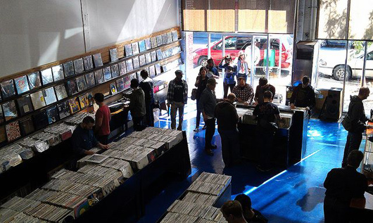 Academy Records Annex, Brooklyn, New York, US