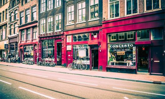 Concerto, Amsterdam, Netherlands