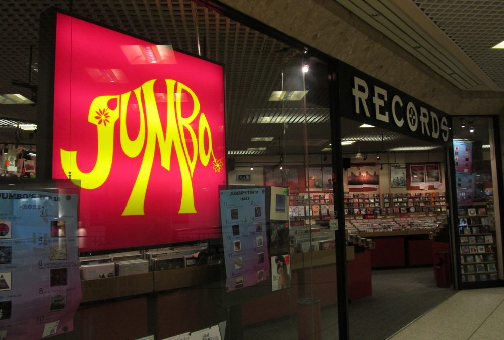 Jumbo Records, Leeds, UK