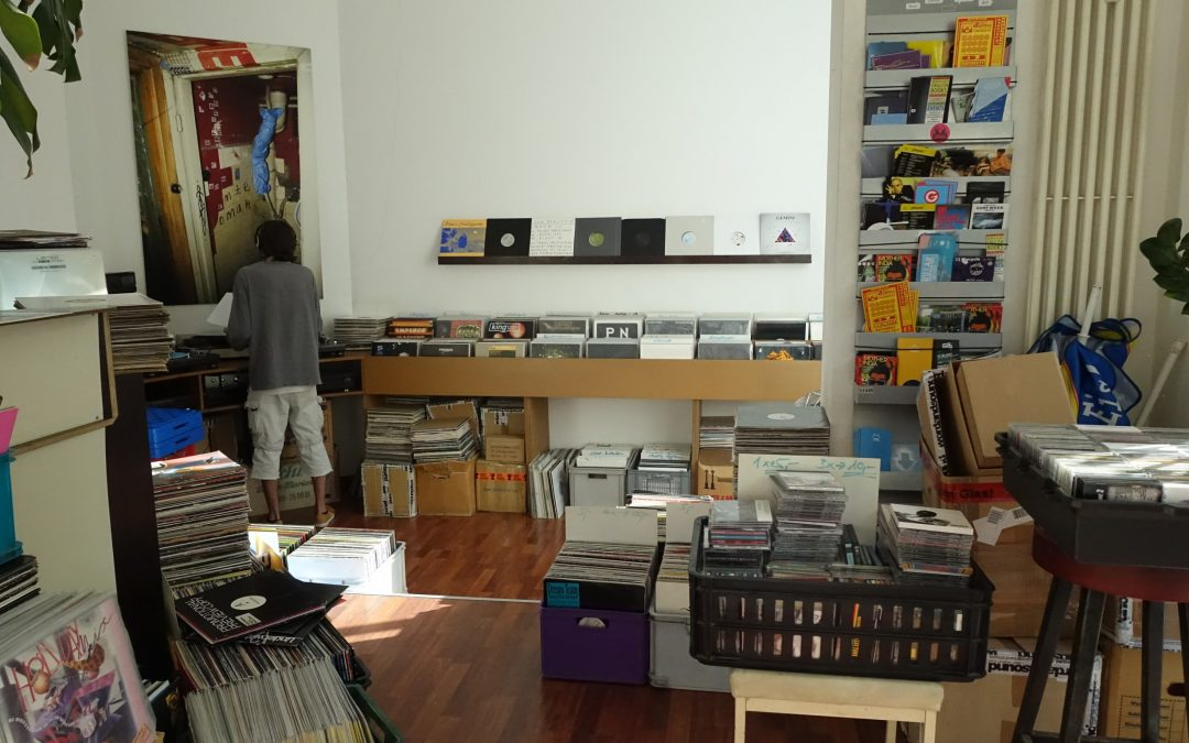 Melting Point Records, Berlin