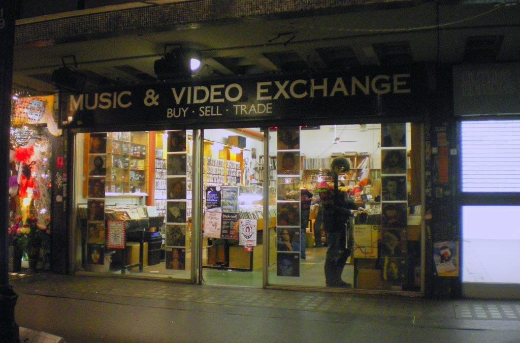 Music And Video Exchange, Greenwich, London, UK