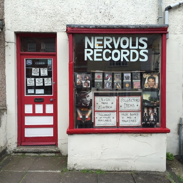 Nervous Records, Hinckley, Leicestershire, UK