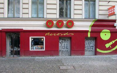 OYE Records, Plattenladen, Berlin