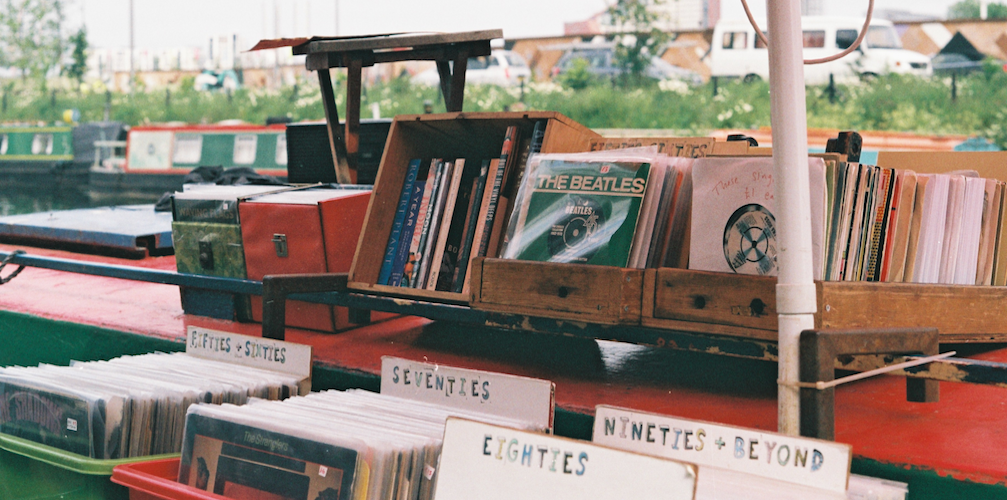 The Record Deck, Hackney, London, UK