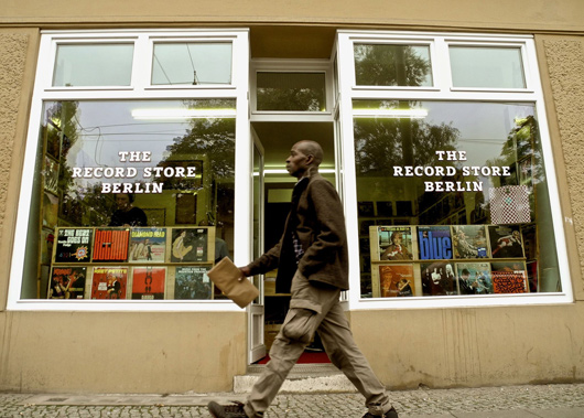 The Record Store Berlin, Berlin, Germany