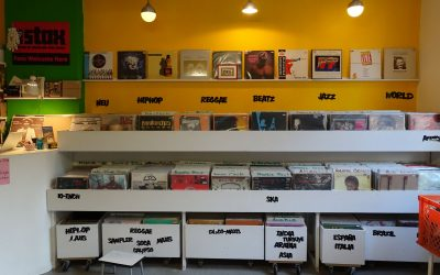 Vinyl-a-GoGo, Berlin