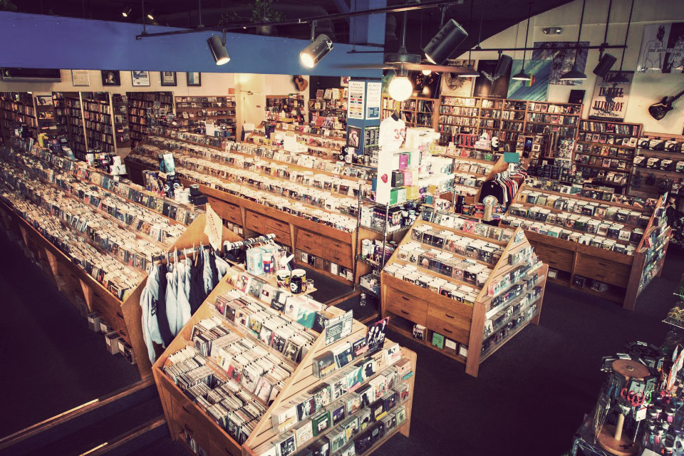 Waterloo Records, Austin, Texas, US