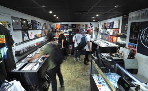 Wax Museum Records, Melbourne, Australia
