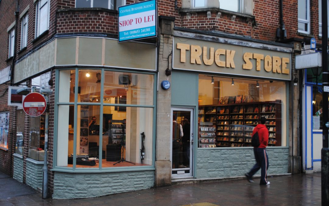 Truck Store, Oxford, UK