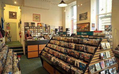 Coda Music, Edinburgh, UK