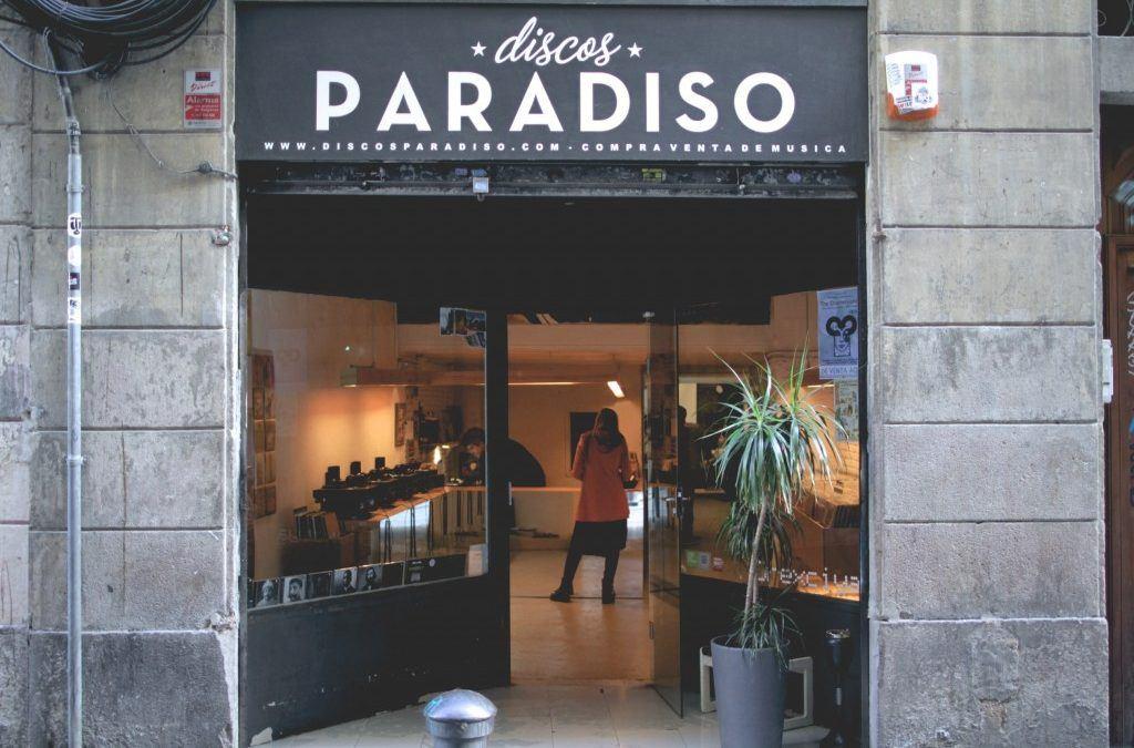 Discos Paradiso, Barcelona, Spain