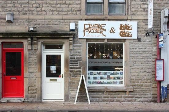 Muse Music, Hebden Bridge, UK