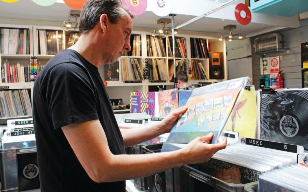 Vinyl Guru, Newcastle, UK